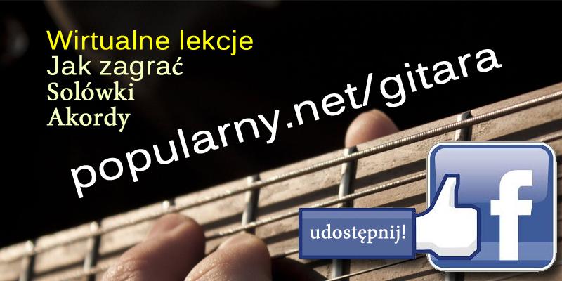jak zagrac na gitarze akordy-chwyty solowki-nauka gry